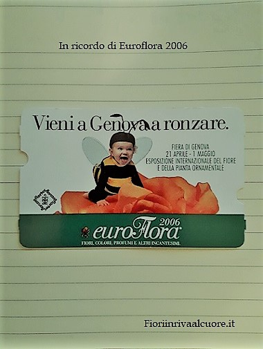 In ricordo di Euroflora 2006