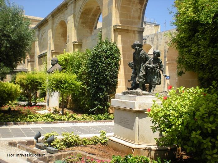 Barakka Gardens, giardini panoramici indimenticabili